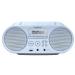 Sony ZSPS50W + MDRZX110WPI.YS Hordozható rádió és audio lejátszó