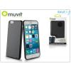 Muvit Apple iPhone 6 Plus/6S Plus hátlap - Muvit miniGel - black