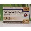 JutaVit Vitamin B6 20 mg Jutavit 30 db