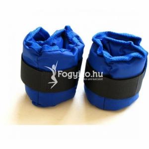 Aktivsport Csukló- és bokasúly 2 x 1,5 kg kék