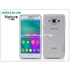 Nillkin Samsung SM-A300F Galaxy A3 szilikon hátlap - Nillkin Nature - szürke