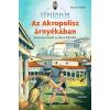 Naphegy Kiadó Renée Holler: Az Akropolisz árnyékában - Rejtvényes krimi az ókori Athénból
