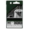 HSS fém fúrószár készlet 13 részes Bosch 2609255061