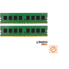 Kingston 8GB/2133MHz DDR-4 (Kit 2db4GB) (KVR21N15S8K2/8) memória