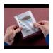 """Leitz Meleglamináló fólia, 125 mikron, A7, fényes, LEITZ """"iLam"""" (100 db)"""