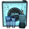 Jean Paul Gaultier Le Male szett I. (125 ml eau de toilette + 30ml tusfürdő + 30ml after shave balzsam), edt férfi