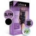 LYTESS Corrective Shorty S/M alakformáló intelligens ruha, fekete 1 db