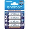 Panasonic Eneloop 4 db, 1900 mAh, Ni-MH, AA
