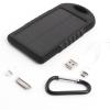 PowerNeed solárna nabíjačka (1,2W) 5000mAh PowerBank S5000 black