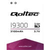Qoltec batéria, pre Samsung Galaxy SIII I9300, 3100mAh (7710)