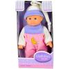 Madeleine szép álmokat babák - kék-rózsaszín ruhában