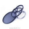 cirk. polárszűrő High Transmission Käsemann - MRC nano felületkez. - XS-pro fogl. - 49 mm