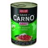 Animonda GranCarno Adult konzerv, szarvas és alma 6 x 400 g