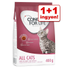 Concept for Life 1 + 1 ingyen! 2 x 400 g Concept for Life - All Cats
