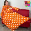 Extra Soft Snug Snug Felnőtt Takaró Ujjakkal | Eredeti Mintázat, Galaktic