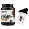 Optimum Nutrition Protein Whey 1700 g + original shaker