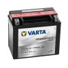 Varta Powersports AGM 12V 10Ah bal+ - YTX12-4 / YTX12-BS motor motorkerékpár akkumulátor akku 510012009