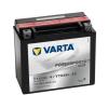 Varta Powersports AGM 12V 18Ah jobb+ - YTX20L-4 / YTX20L-BS motor motorkerékpár akkumulátor akku 518901026