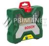 Bosch X-Line 30 részes szett Titanium Plus sorozat (2607019324) barkácsgép tartozék