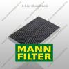 MANN-FILTER CUK2855 Mann-Filter Aktívszenes pollenszűrő