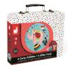 JANOD - Cirkusz kreatívszett bőröndben