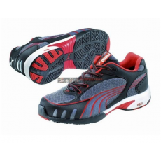 Puma Puma 642870 Fuse Motion Red Low S1 HRO Női Védőcipő