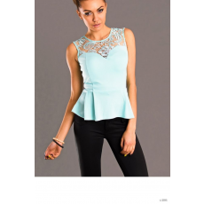 yournewstyle blúz modell29060 Your new style