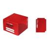 Ultra Pro kártyatároló doboz 180+ kártya számára - piros