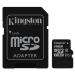 Kingston Card MICRO SD Kingston 16GB 1 Adapter UHS-I CL10 G2