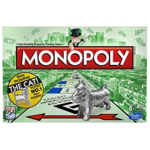 Hasbro,Hasbro Deutschland Monopoly társasjáték új figurával 2013