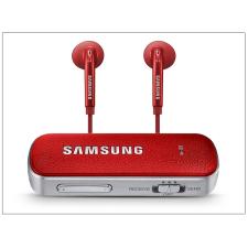 Samsung gyári Bluetooth audio adapter receiver/transmitter (adó/vevő) v3.0 - EO-RG920BREG + 3,5 mm jack fülhallgató - red fülhallgató, fejhallgató