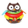 Skip Hop Zoo E&M Imbolygó Bagoly összerakható Játék