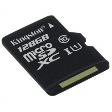 Kingston Card MICRO SDXC Kingston 128GB adapter nélkül UHS-I CL10 G2 memóriakártya