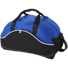 CENTRIX Boomerang sporttáska, kék (Cipzáros fő tároló rekesz. Elöl nagy zseb és tolltartó hurok. Oldalt)