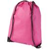 Evergreen nemszőtt hátizsák-tornazsák, pink (Evergreen nemszőtt hátizsák-tornazsák, húzózsinórral)