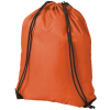 CENTRIX Oriole tornazsák, hátizsák, narancs (PREMIUM tornazsák, húzózsinórral zárható nagy fő rekesszel. A)