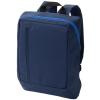 """Tulsa laptop hátizsák, kék (Fő tároló rekesz laptoptartó zsebbel és 10""""-os tablet tartóval, elöl)"""