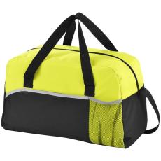 The Energy táska, almazöld (Táska cipzáros fő résszel és tépőzáras első zsebbel, hálós zsebbel, duplán)