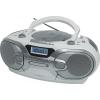 Soundmaster Soundmaster SCD-7200WE Hordozható sztereo magnó (fehér)