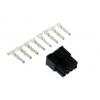 Phobya ATX tápcsatlakozó 8 tûs csatlakozó beleértve 8 tût - Fekete