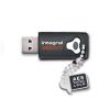 Integral Crypto 4GB pendrive - 256 bit AES adattitkosítás (INFD4GCRYPTO197)
