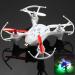 Távirányítós RC helikopter, drón, quadrokopter 4 csatornás, gyróval (MINI)