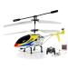 Távirányítós RC helikopter, giroszkóppal- 18,5 cm