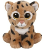 Ty. Plüss figura Beanie Babies FRECKLES, 15 cm - leopárd