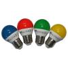 Globál Global LED izzó E27 5W színes (15 ezer Ft felett ingyenes szállítás)