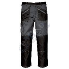 Portwest KS12 Carbon nadrág *FEKETE-SZÜRKE*