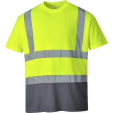 Portwest S378 Kéttónusú pólóing