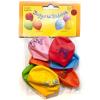 Bogyó és Babóca színes mintás lufik - 6 darabos