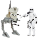 STAR Wars Támadó lépegető