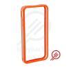 delight IPHONE 4/4s védőkeret átlátszó narancs 55404A